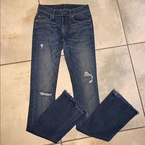 Carmar denim full length jeans